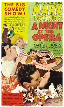 A Night at the Opera (1935) DVD Releases