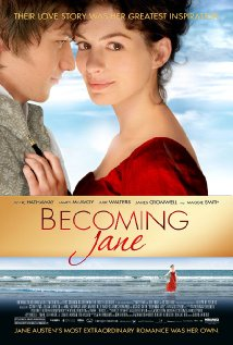 Becoming Jane (2007) DVD Releases