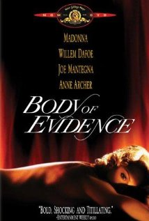 Body of Evidence (1993) DVD Releases