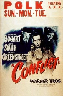 Conflict (1945) DVD Releases