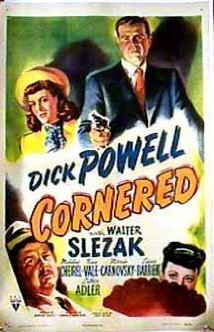 Cornered (1945) DVD Releases