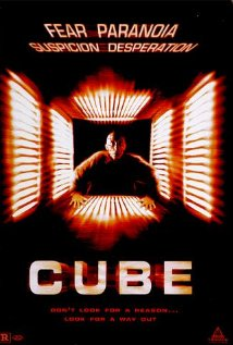 Cube (1997) DVD Releases
