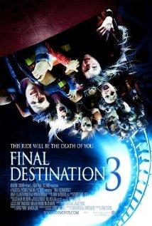 Final Destination 3 (2006) DVD Releases