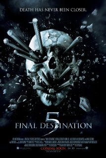 Final Destination 5 (2011) DVD Releases