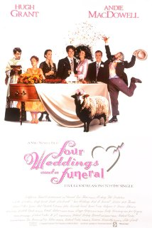 Four Weddings and a Funeral (1994) DVD Releases