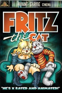 Fritz the Cat (1972) DVD Releases