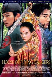 House of Flying Daggers (2004) DVD Releases