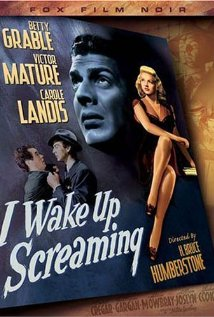 I Wake Up Screaming (1941) DVD Releases