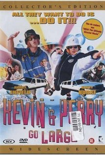 Kevin & Perry Go Large DVD Releases