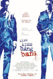 Kiss Kiss Bang Bang (2005) DVD Releases