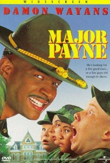 Major Payne (1995) DVD Releases