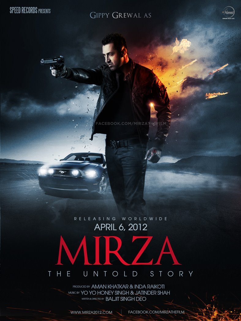 Mirza - The Untold Story (2012) DVD Releases