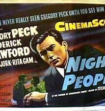 Night People (1954) DVD Releases