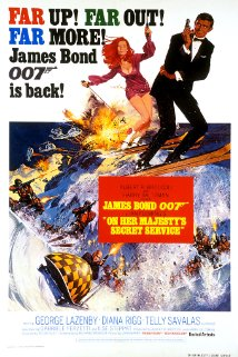 On Her Majesty's Secret Service (1969) DVD Releases