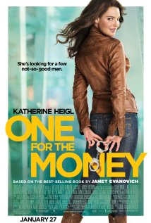 One for the Money (2012) DVD Releases