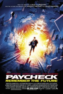 Paycheck (2003) DVD Releases