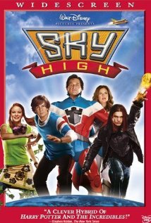 Sky High (2005) DVD Releases