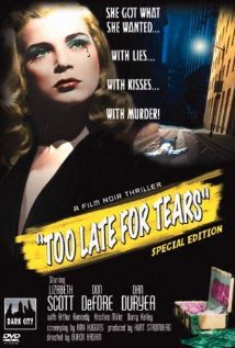 Too Late for Tears (1949) DVD Releases