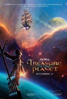 Treasure Planet (2002) DVD Releases