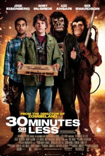 30 Minutes or Less (2011) DVD Releases