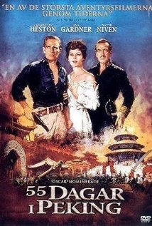 55 Days at Peking (1963) DVD Releases