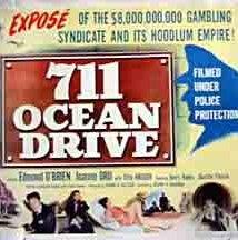 711 Ocean Drive (1950) DVD Releases
