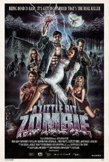 A Little Bit Zombie (2012) DVD Releases