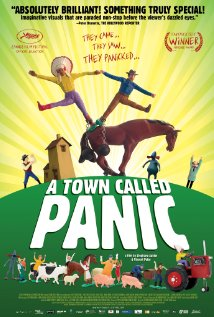 A Town Called Panic (2009) DVD Releases