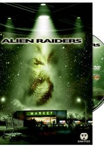 Alien Raiders (2008) DVD Releases