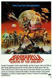 Barbarella (1968) DVD Releases