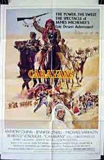 Caravans (1978) DVD Releases