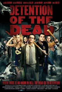 Detention of the Dead (2012) DVD Releases