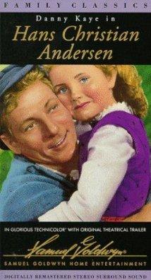 Hans Christian Andersen (1952) DVD Releases