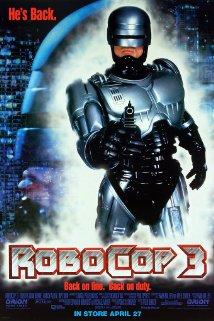 RoboCop 3 (1993) DVD Releases