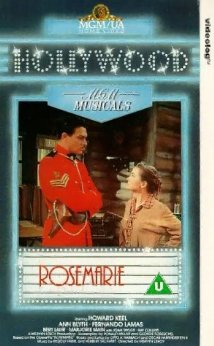 Rose Marie (1954) DVD Releases