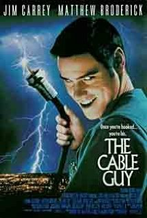 The Cable Guy (1996) Movie