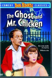 The Ghost and Mr. Chicken (1966) DVD Releases