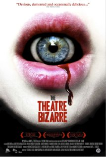 The Theatre Bizarre (2011) DVD Releases