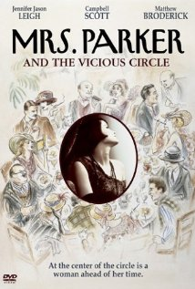 Mrs. Parker and the Vicious Circle (1994) DVD Releases