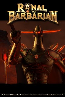 Ronal the Barbarian (2011) DVD Releases
