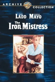 The Iron Mistress (1952) DVD Releases