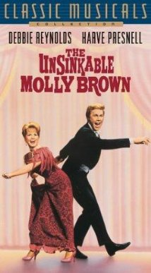 The Unsinkable Molly Brown (1964) DVD Releases