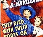 They Died with Their Boots On (1941) DVD Releases