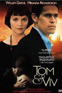 Tom & Viv (1994) DVD Releases