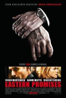 Eastern Promises (2007) DVD Releases