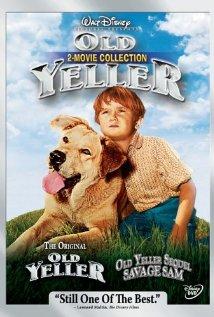 Brian Keith Starer Savage Sam Movie (1963) Release