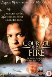 Denzel Washington Starer Courage Under Fire Movie (1996) Release