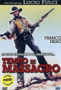 Franco Nero Starer Massacre Time Movie (1966) Release