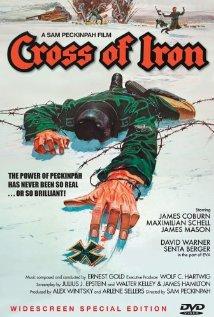 James Coburn Starer Cross of Iron Movie (1977) Release