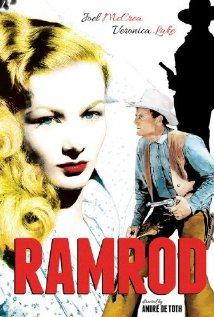 Joel McCrea Starer Ramrod Movie (1947) Release